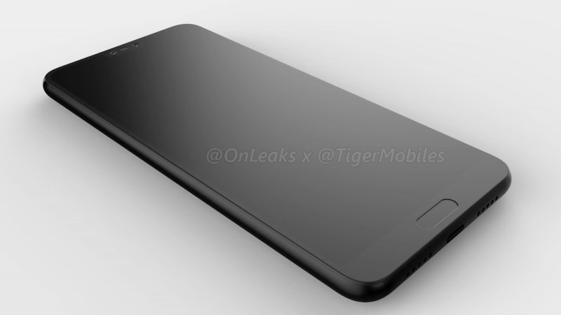Huawei P20 and P20 Plus Renders and Specifications Leak