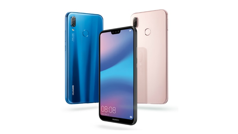 Huawei P20 Lite With 5.84-Inch 19:9 Display, Dual Rear Cameras Launched: Price, Specifications