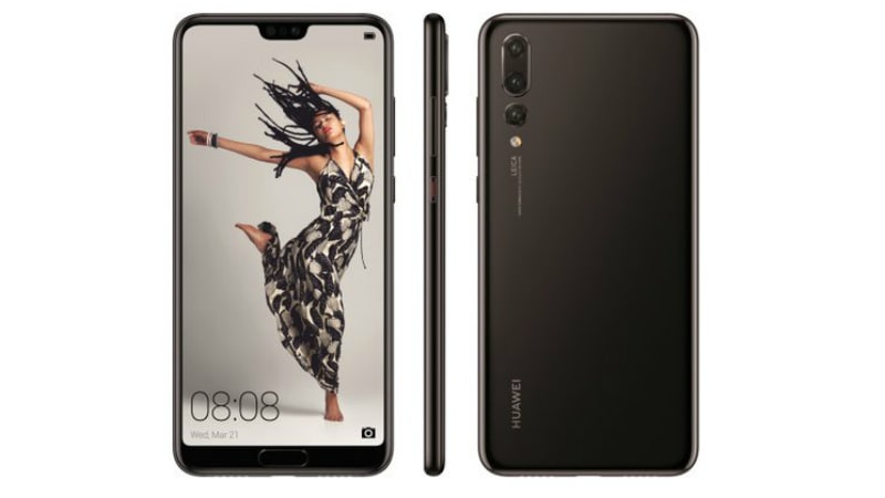 Huawei P20, P20 Lite, P20 Pro Renders Leaked; P20 Lite Specifications Listed on TENAA