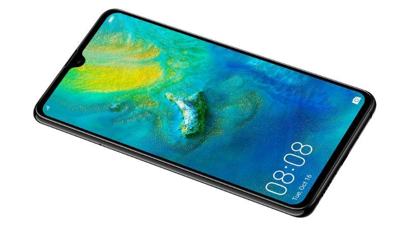 Huawei Mate 20 Pro Seen to Fail Bend Test, Cracks Ruin In-Display Fingerprint Scanner Function