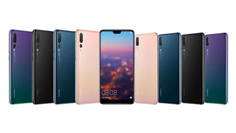 Huawei P20 Series Sells 6 Million Units Worldwide Since Launch