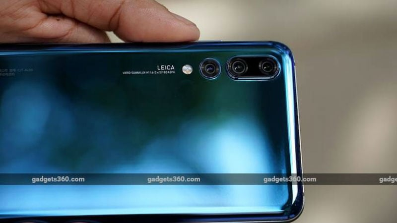 Huawei P20 Pro, P20 Lite, Nova 3, Nova 3i to Get Temporary Price Cuts on Amazon India
