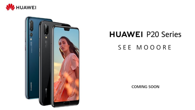 Huawei P20 Pro, P20 Lite Listed on Amazon India Ahead of April 24 Launch