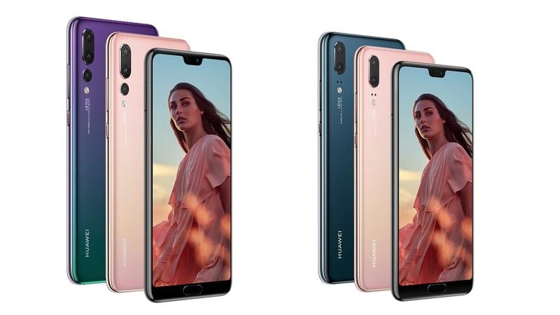 Huawei P20 और P20 Pro स्मार्टफोन भारत में 24 अप्रैल को होंगे लॉन्च