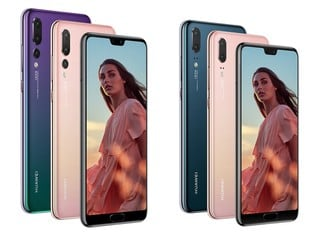 Huawei P20, P20 Pro With FullView Displays, AI Camera Features Launched: Price, Specifications
