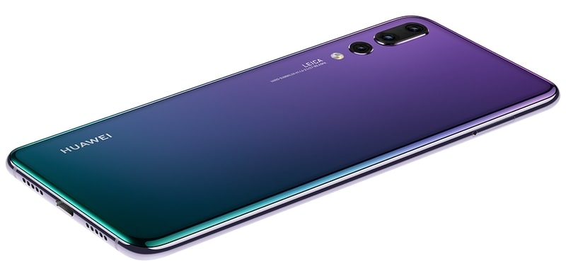 huawei p20 pro twilight blue colour huawei