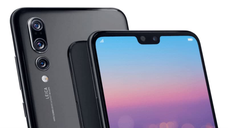 Huawei P20 Pro Leak Reveals Triple Camera Setup With 40-Megapixel Primary Sensor