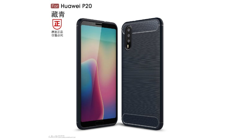 Huawei P20 Will Feature Triple Rear Camera Setup, Teaser Suggests; Renders Show Dual Cameras on P20 Lite