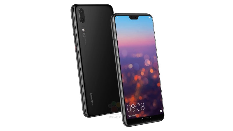 Huawei P20 Leak Suggests No Triple Camera Setup, EUR 680 Price Tag