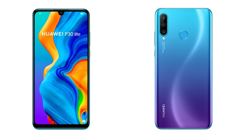 Huawei P30 Lite With 3,340mAh Battery, Triple Rear Camera Setup Launched in India: Price, Specifications