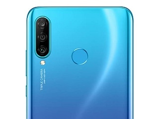 Huawei P30 Lite Sale Starts via Amazon in India: Price, Offers, Specifications, and More