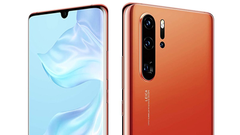 Huawei P30 Pro Price, Specifications Leaked via Amazon Listing