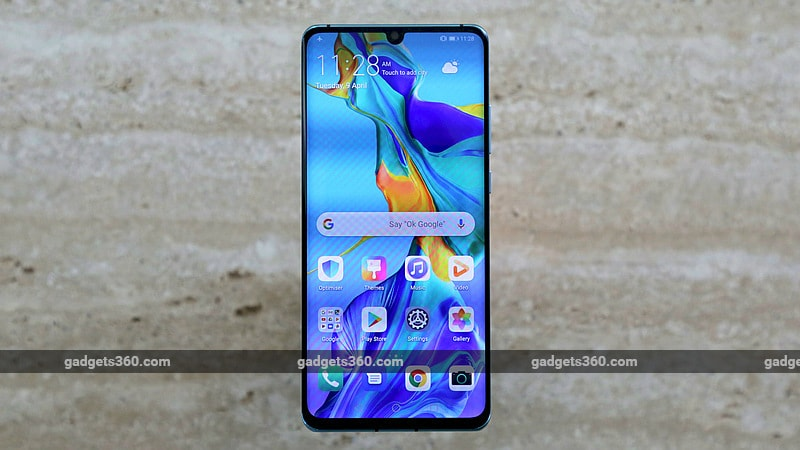 Huawei P30 Pro Now Available in India via Amazon: Price, Launch Offers