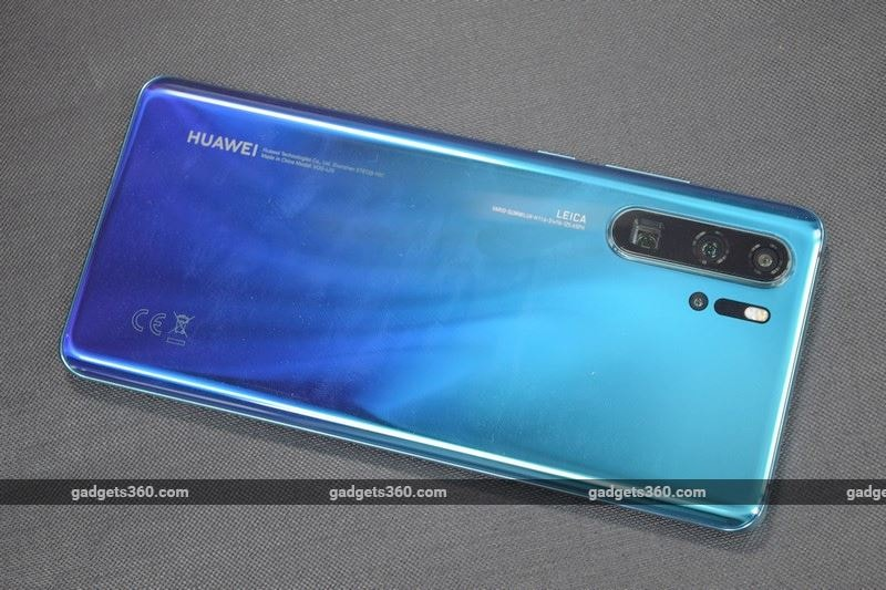 Huawei P30 Pro Price in India Set to Be Revealed at Today's Launch Event: How to Watch Live