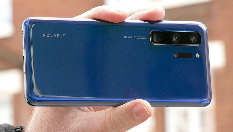 Huawei P40 Leaked Hands-On Tips a Thicker Frame, Periscope Lens