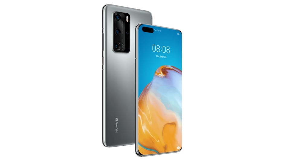 Huawei P40 5G, P40 Pro 5G, P40 Pro+ 5G With Kirin 990 5G SoC, Up to Five Rear Cameras Launched: Price, Specifications
