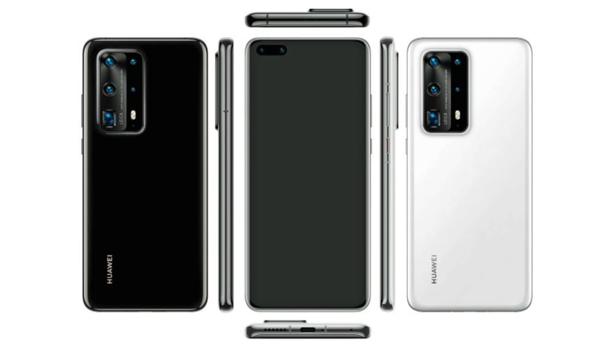 huawei p40 pro premium man evleaks  Huawei P40 Pro Premium Edition