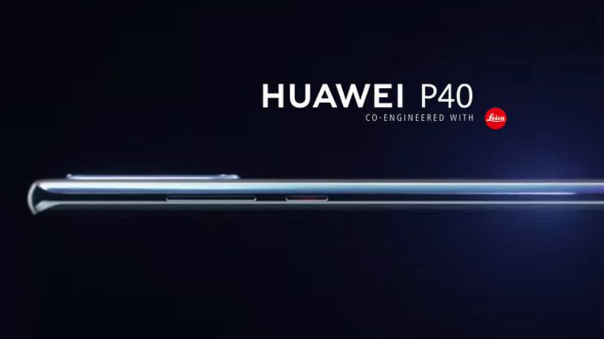Huawei P40 Tipped to Feature Hole-Punch Design With HDR-Capable AMOLED Display