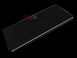 Huawei P50 Pro Render Surfaces Online; Tips Single Selfie Camera, Hole-Punch Display