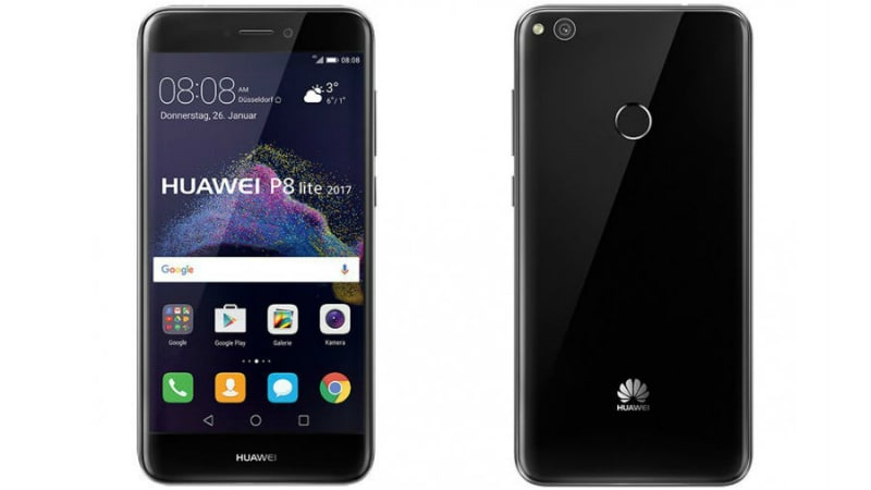 Huawei P8 Lite (2017) With Android 7.0 Nougat Launched