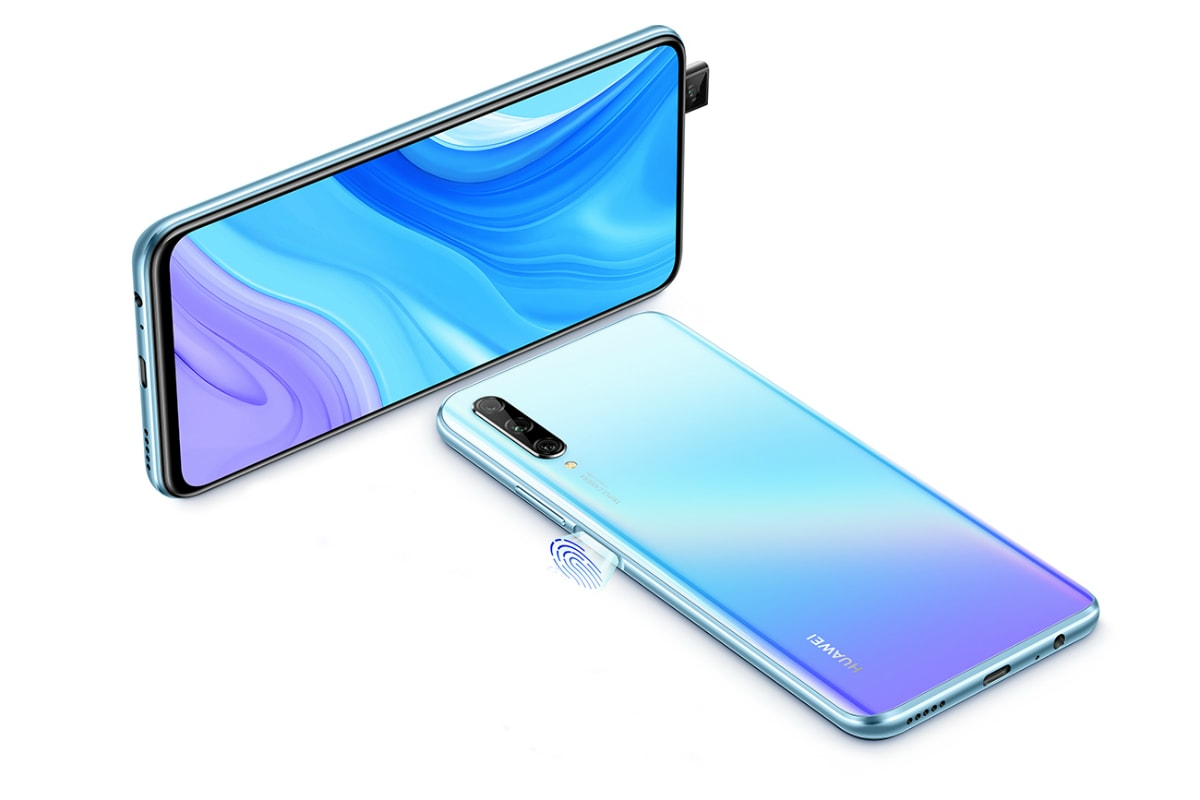 Huawei P Smart Pro With Triple Rear Cameras, Pop-Up Selfie Camera Launched: Price, Specifications