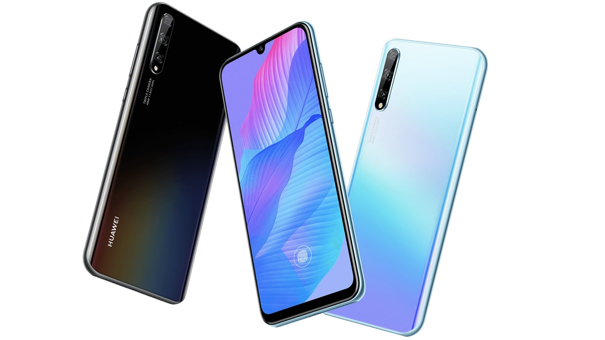 Huawei P Smart S With 48-Megapixel Triple Camera Setup, Kirin 710F SoC Launched: Price, Specifications