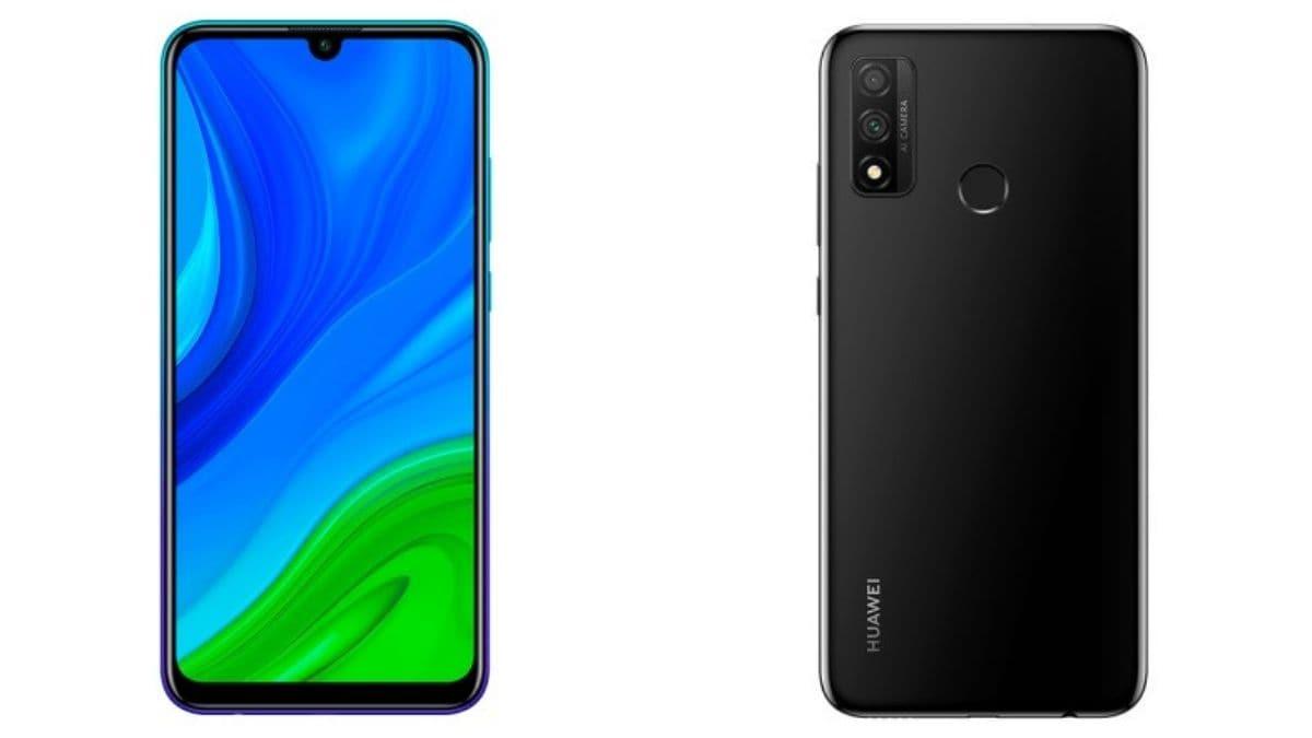 huawei psmart 2020 dualcamera waterdropnotch winfuture Huawei