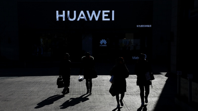Huawei Turns on Humour in Campaign to Win Over Germany