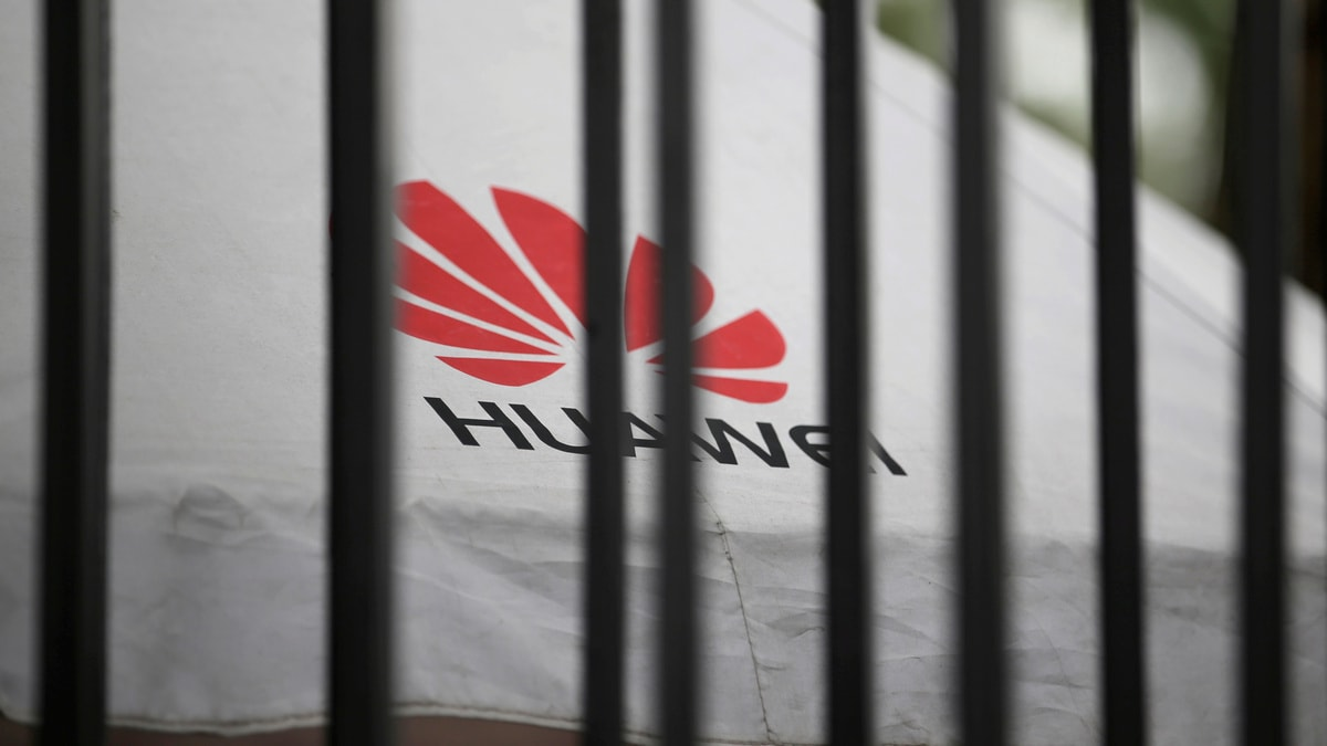 Huawei CEO says underestimated impact of US ban, sees revenue dip