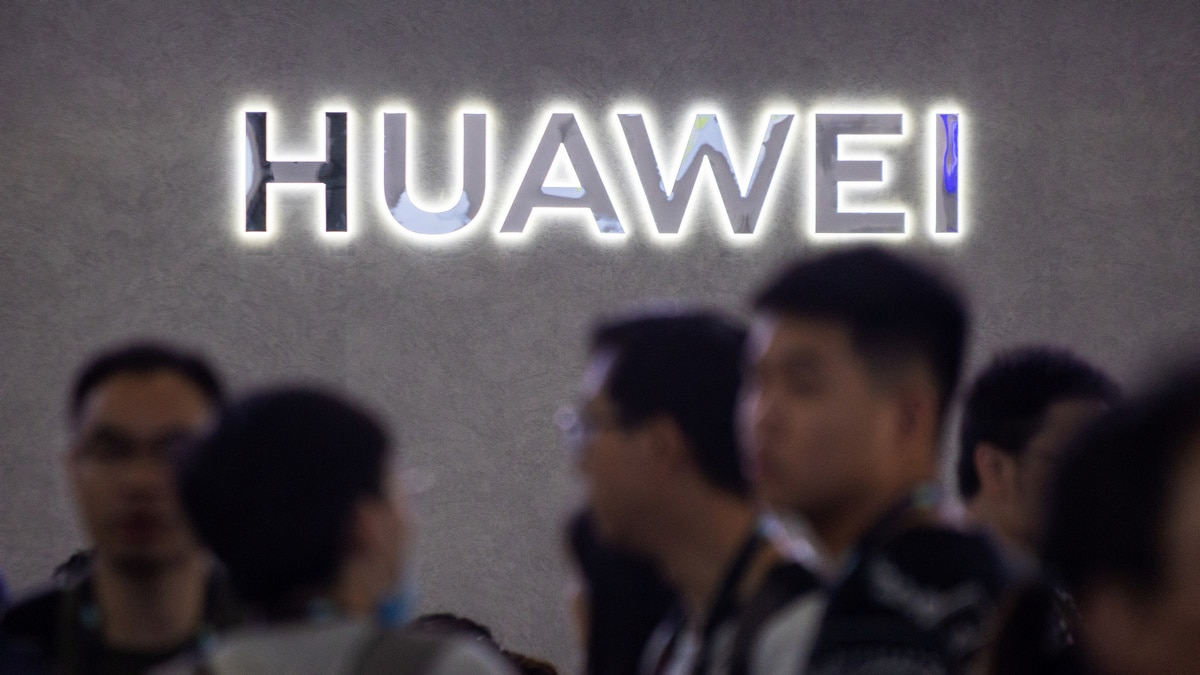 US to Approve Sales It Deems Safe to Blacklisted Huawei