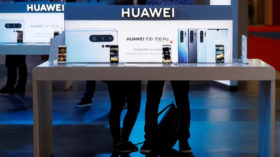 Huawei Reports Sales Recover From Coronavirus Slump