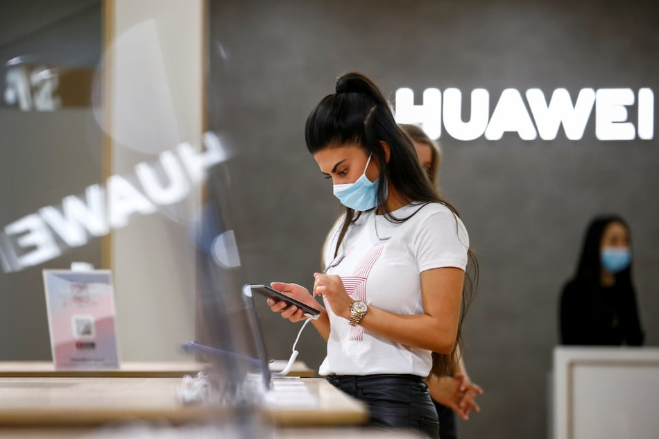 Huawei Says Will Launch Harmony OS on Smartphones Next Year | Technology  News