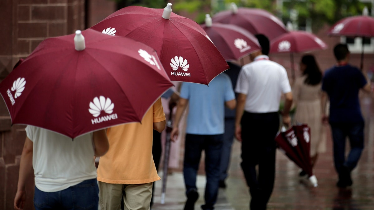 Huawei Denies Report That Orders to Key Suppliers Cut After US Blacklisting