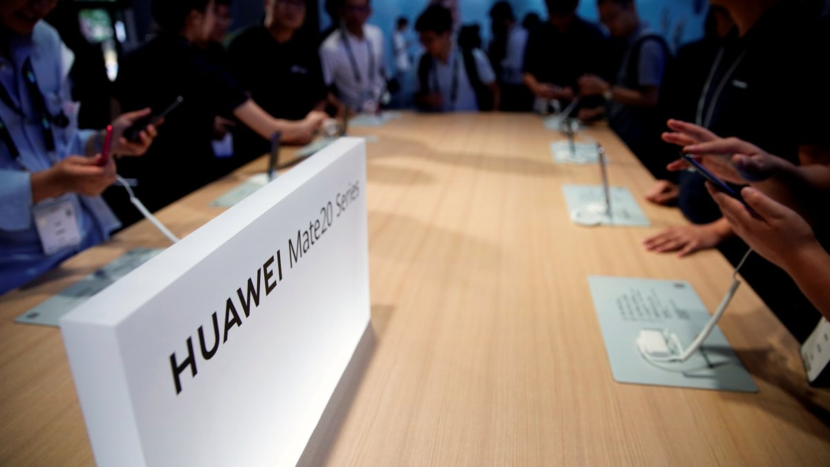 Huawei Says It Is Readying Possible Hongmeng Software Rollout to Replace Android