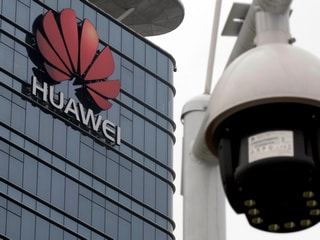 Huawei Vows to 'Shake Off' Pressure as Network Business Takes a Hit