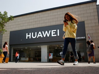 Huawei's $105 Billion Business at Stake After US Broadside