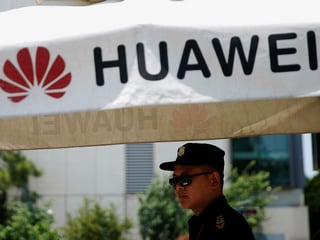 China Says Lodged 'Solemn' Protest With US Over Huawei