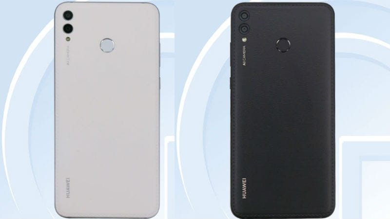 Huawei Phone With 7.12-Inch Display, Leather Back Spotted on TENAA; Another Phone With 6.5-Inch Display Surfaces