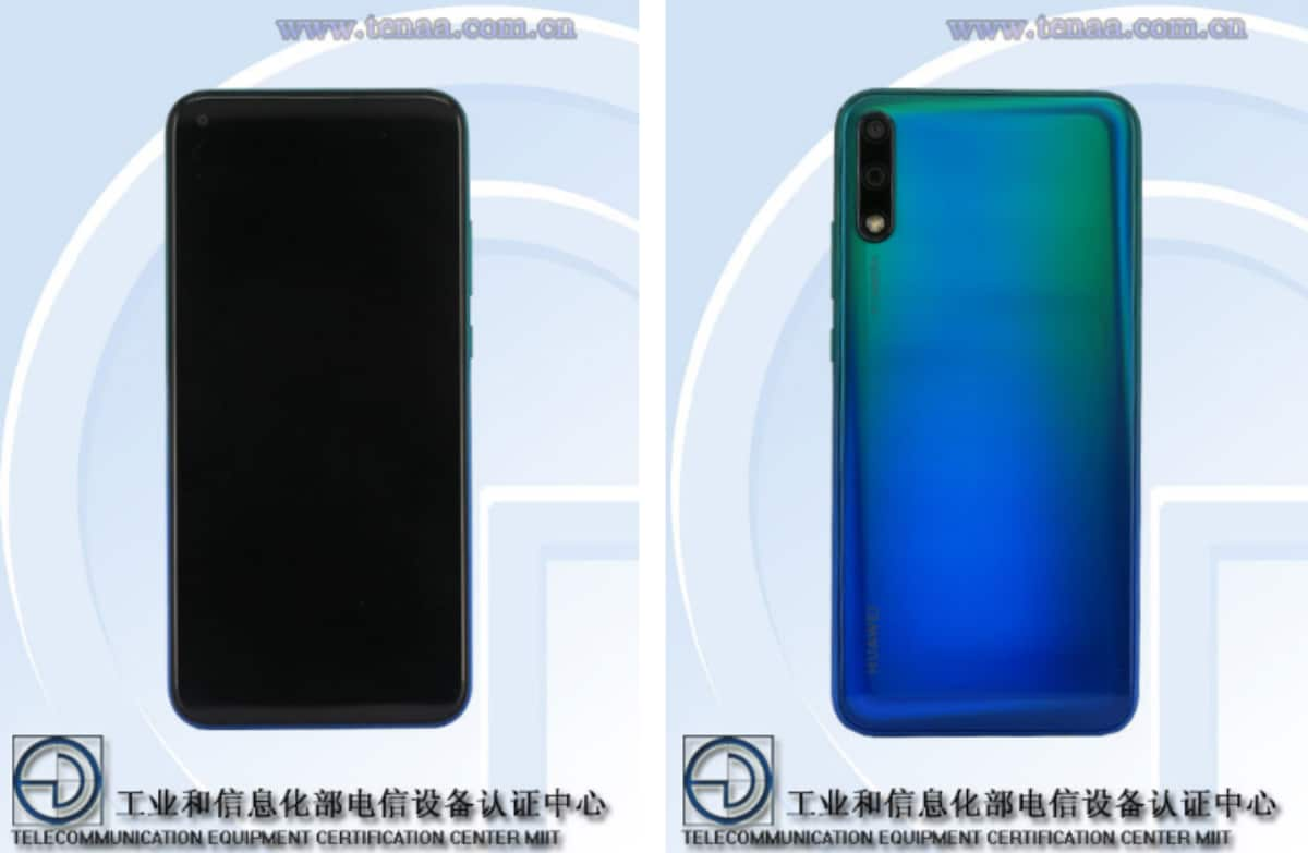 Huawei Phone With Hole-Punch Display, Dual Rear Cameras Spotted on TENAA