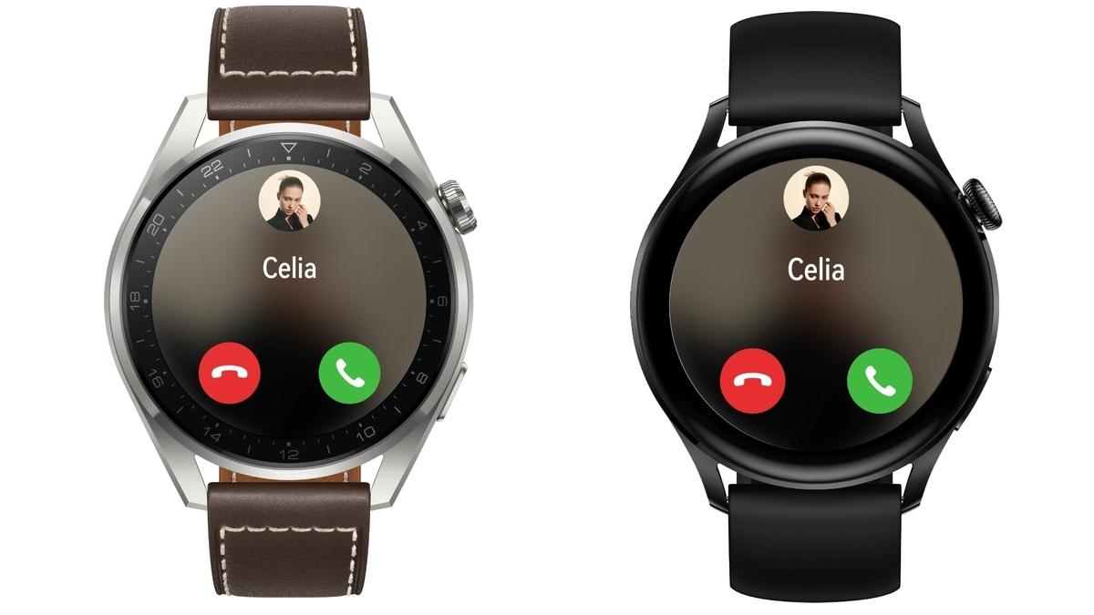 Huawei Watch 3 Pro, Huawei Watch 3 With HarmonyOS 2.0 Launched