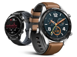 Huawei Teases India Launch of Its 'Watch GT' Smartwatch