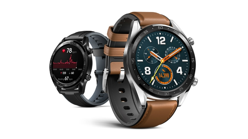Huawei Watch GT With 2-Week Battery Life Launched in India Starting at Rs. 15,990, Band 3 Pro and Band 3e Debut as Well