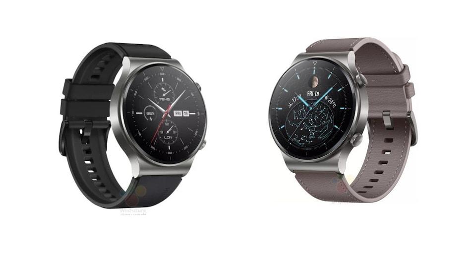 Huawei Watch GT 2 Pro Smartwatch Specifications, Renders Leaked Ahead of Rumoured Launch