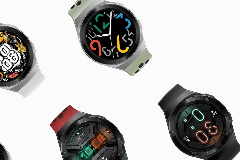Huawei Watch GT 2e Price in India Tipped By Flipkart Ahead of Official Launch