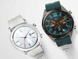 Huawei Watch GT Active, Elegant Edition Launched; Huawei FreeLace, FreeBuds Lite Wireless Headphones Debut as Well