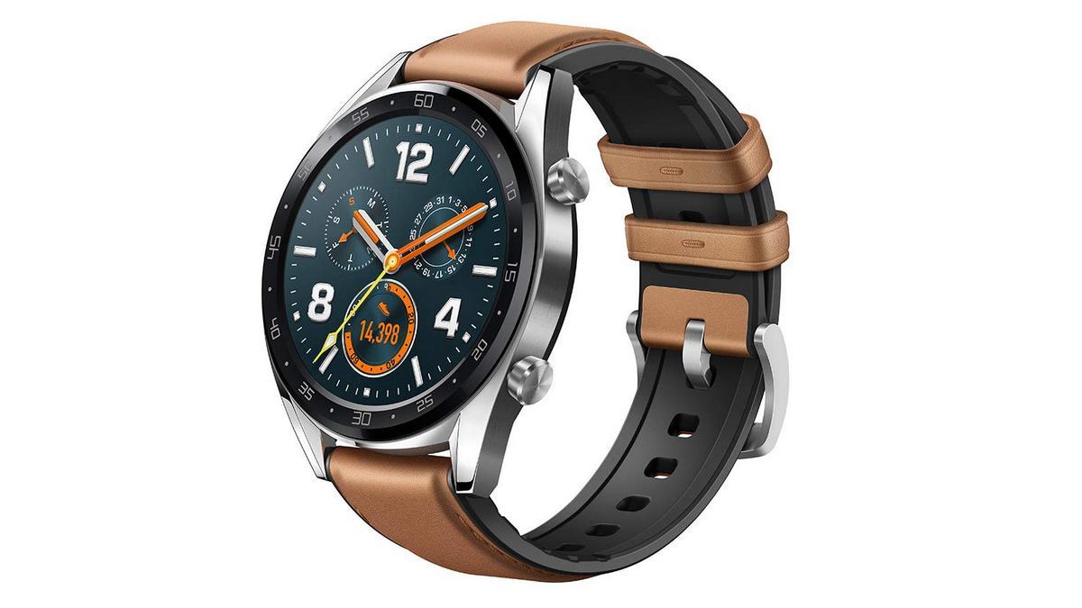 Huawei Watch GT 2 With Kirin A1 SoC Launching on September