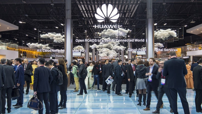 Huawei in Unprecedented Media Blitz as It Battles Heightened Security
