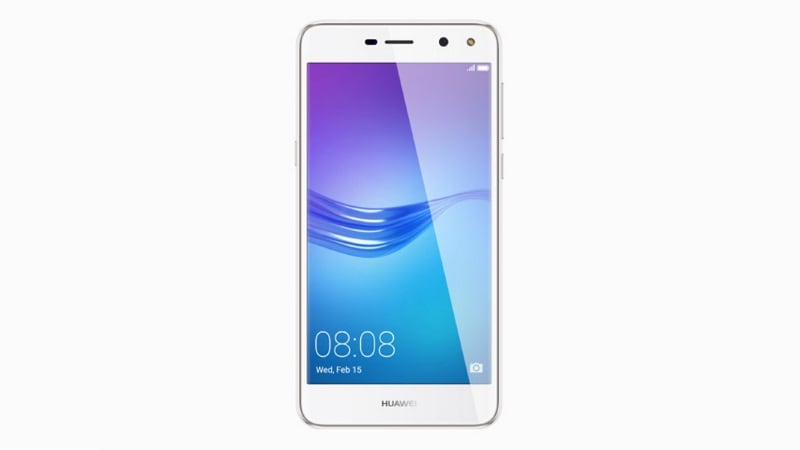 Huawei Y5 2017 With Front Flash, 3000mAh Battery Launched