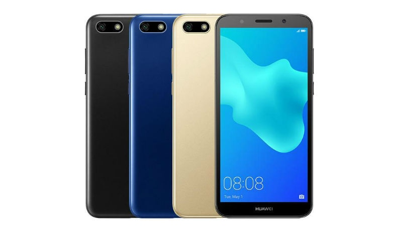 Huawei Y5 Prime (2018) With Face Unlock, Android 8.1 Launched: Price, Specifications