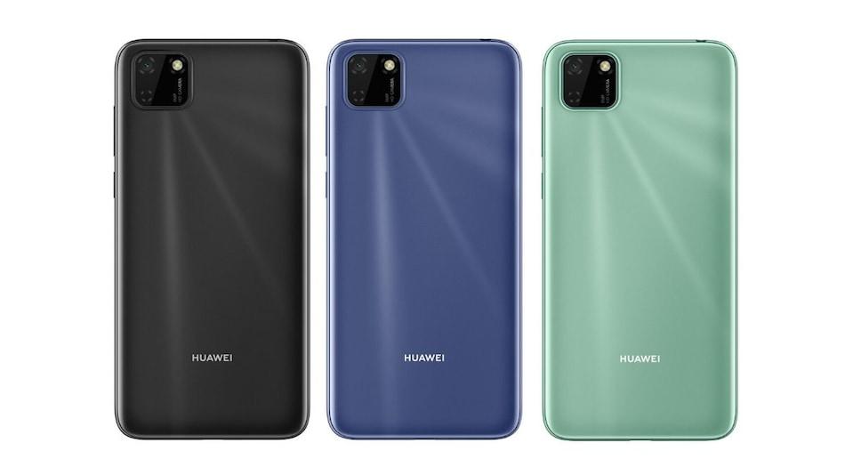 Huawei Y5P, Huawei Y6P Budget Phones With MediaTek Helio P22 SoC Tipped, Alleged Renders Leaked